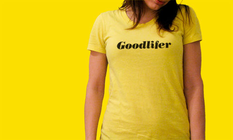 Goodlifer Tee