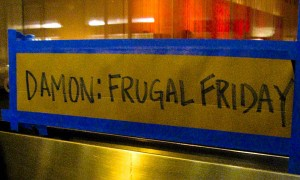 Goodlifer: Save Your Appetite, It's Frugal Friday