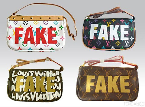 Fake is not cool.