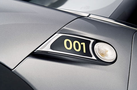 All 500 MINI E's made are numbered. Who gets lucky number 001? Or 007?