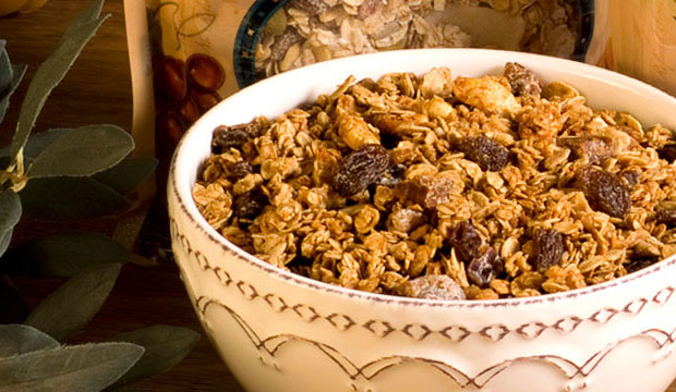 Goodlifer: Ambrosial - Granola to Get Excited About