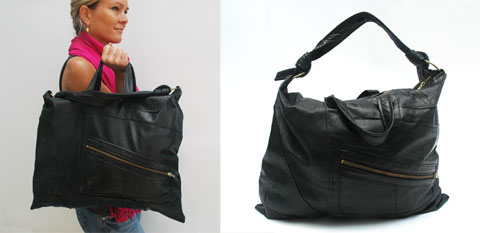 reMade USA Ashbury bag.