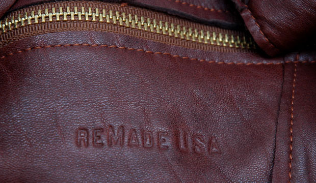 Goodlifer: reMade USA - Giving Old Jackets a Second Chance
