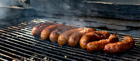 Goodlifer: Sonoma Sausage - Bratwurst with a Fan Base