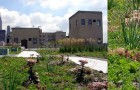 Goodlifer: NYC's largest green roof — a post office park.