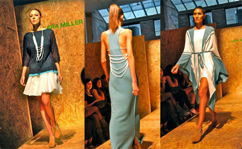 Lara Miller S/S 10. Photo by Meaghan O'Neill, via Treehugger.com.