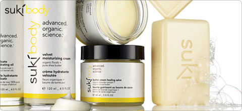 Sukibody products.