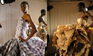 Goodlifer: Recycled Couture at NY Fashion Week