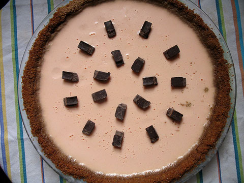 A dreamy creation: Watermelon Pie.