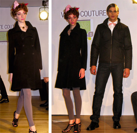 Stylish vegan winterwear for conscious men and women.