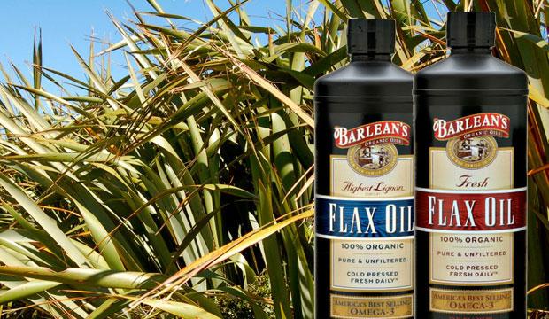 Goodlifer: Flaxtastic: Barlean's Organic Oils