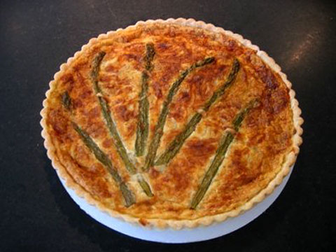 This authentic French gruyere quiche was specifically mentioned when The New York Times included the Red Truck Bakery in their annual round-up of the best online food purveyors in the US.