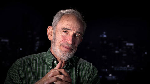 "Paul Ehrlich, Biologist and author of the best-selling ""The Population Bomb."""