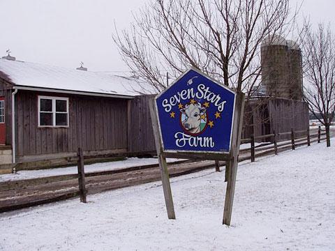 Seven Stars Farm in Southeastern Pennsylvania.