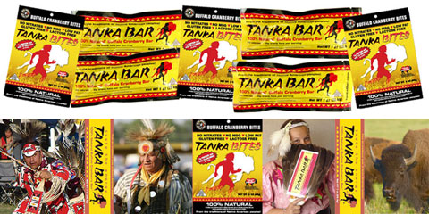 Assortment of Tanka Bar products.