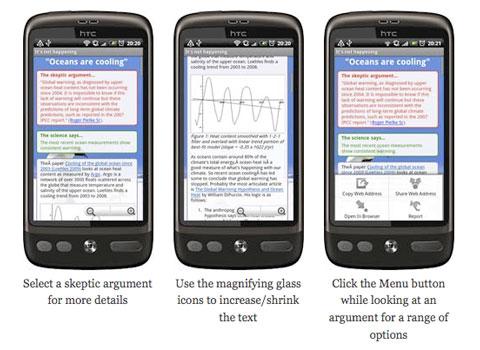 Goodlifer: Climate Skeptic App