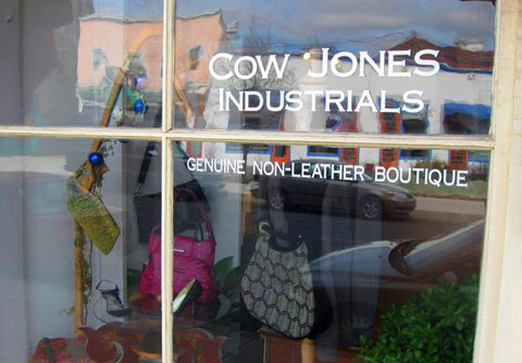 Cow Jones Industrials, Chatham NY.