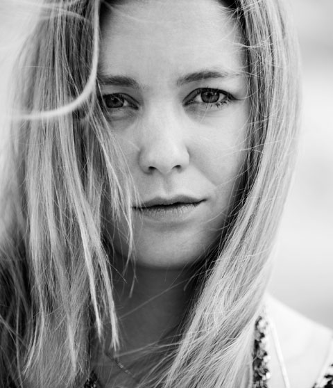 Designer Helena Fredriksson.