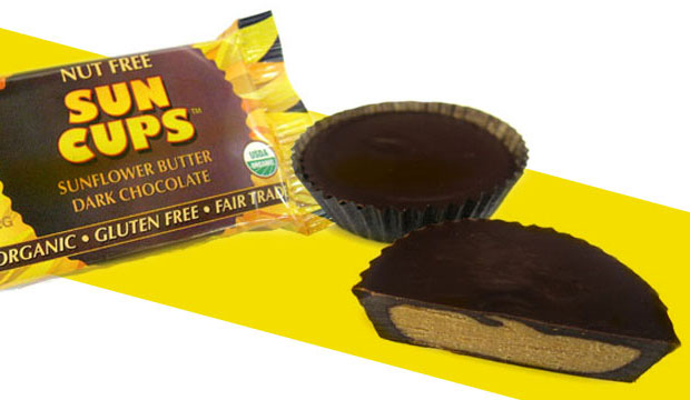 Goodlifer: Allergic to Peanuts? Try Sunflower Seed Butter Cups