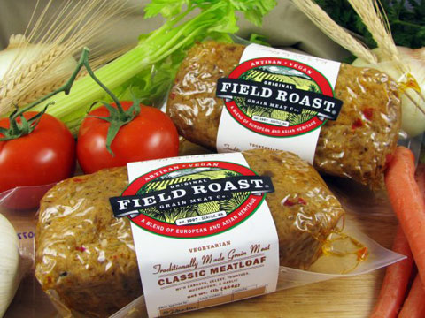 Field Roast Grain's Classic Meat(less)loaf.