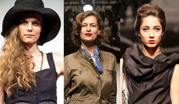 Minialism, Recycled Opulence, Urban Renewal and Modern Retro at The GreenShows/NYFW