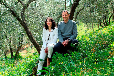 Carla and Rodolfo Bartolucci, founders of Jovial.