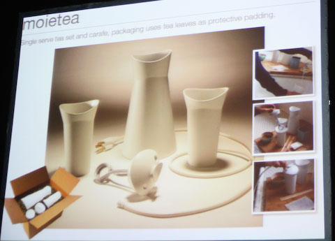 Sharon Levy's Moietea concept.