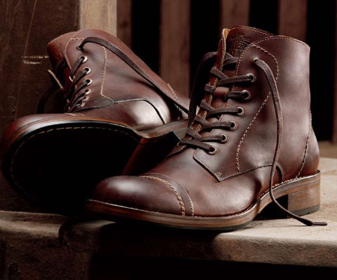 Wolverine's 1000 Mile boot collection honors the brand's heritage with designs inspired by originals from the 125-year-old company.