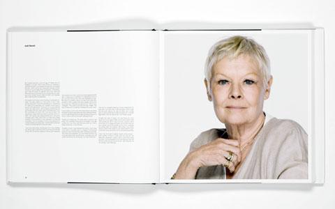 Dame Judi Dench.