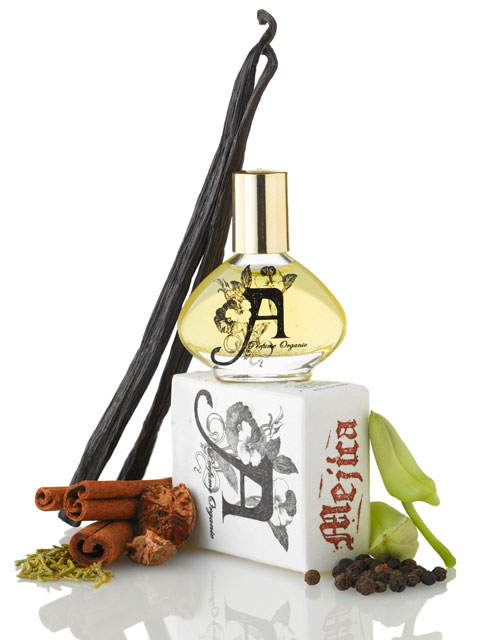 A Perfume Organic's latest scent, Mejica, is a blend of three vanillas, rare resins and spices. It was imagined as tribute to the wonderful vanilla orchid — a plant that changed the world.