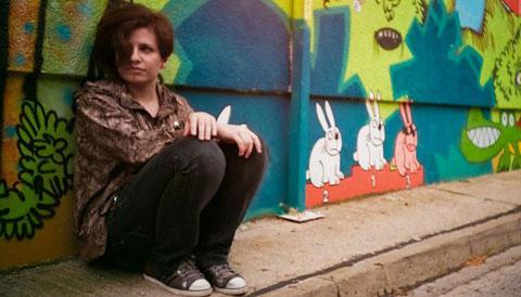 Fashion Addict: Inna Sokolovsky, Israel.