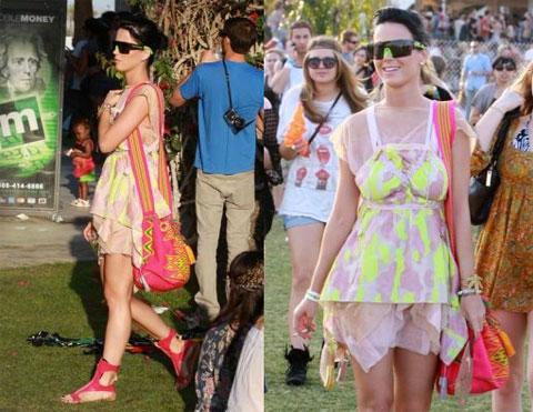 Katy Perry is a fan of Wayúu Tayá bags.