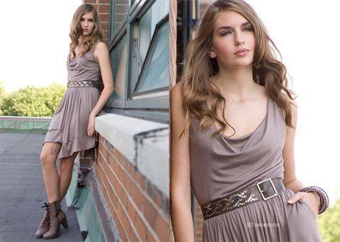 Nicole Bridger Surrender Dress.