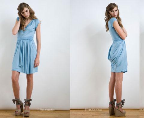 Nicole Bridger Forgiveness Dress.