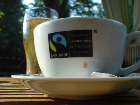 Coffee was the first product to be Fair Trade Certified. Photo by Angie Muldowney, Creative Commons.