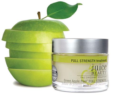 Juice Beauty Green Apple Peel.
