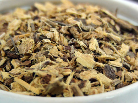 Goodlifer: Good Stuff: Scandinavian Noir: Licorice Root Tea