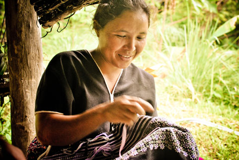 As she learned more about the trade, Duong developed a deep appreciation for the rich traditions and simple lifestyle of the rural artisans.