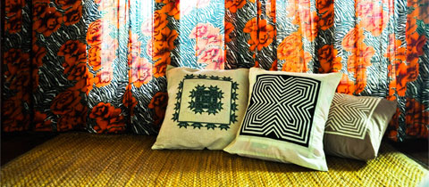 Goodlifer: Oi Mei: Artisan-made Pillows for Peace
