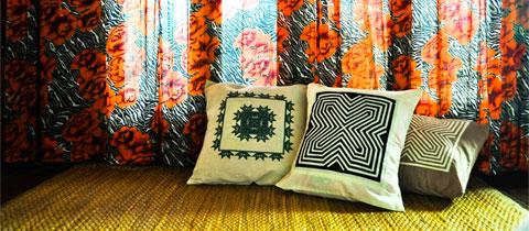 Goodlifer: Oi Mei: Artisan-made Pillows for Peace