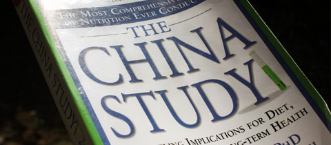 Goodlifer: Healthy Reads: The China Study