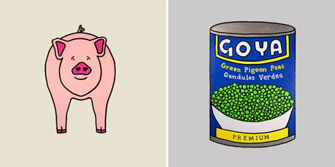 Needs For Sale: A Pig ($120) & A Can of Peas ($250)