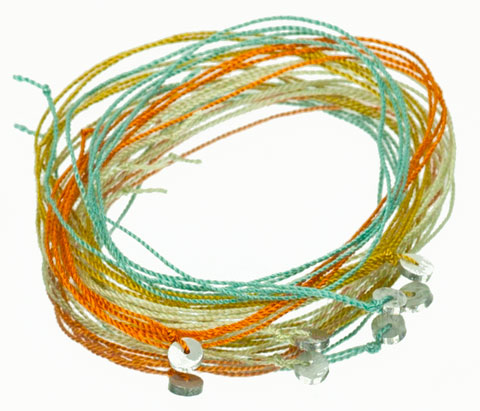 Goodlifer: Resolution Wrap Bracelets