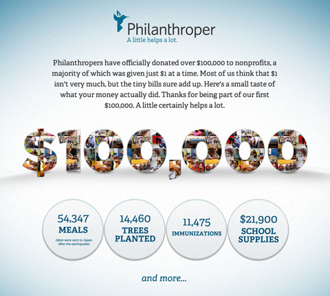Goodlifer: Philanthroper.com