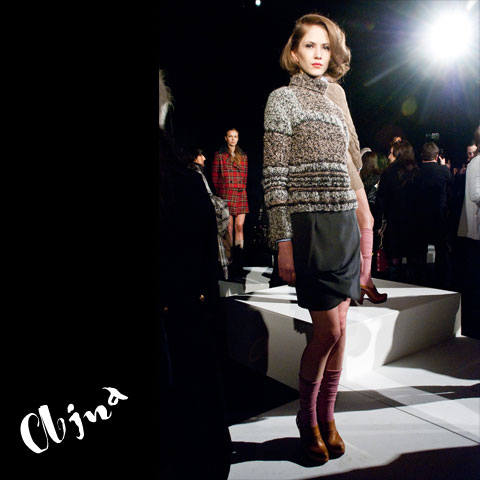 Goodlifer: The GreenShows at NYFW FW12: Ajna