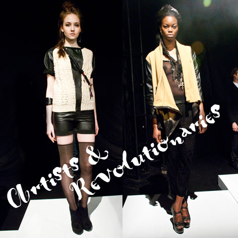 Goodlifer: The GreenShows at NYFW FW12: Artists & Revolutionaries