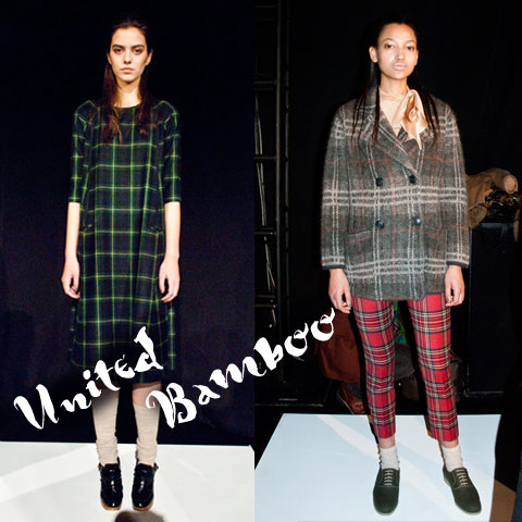Goodlifer: The GreenShows at NYFW FW12: United Bamboo