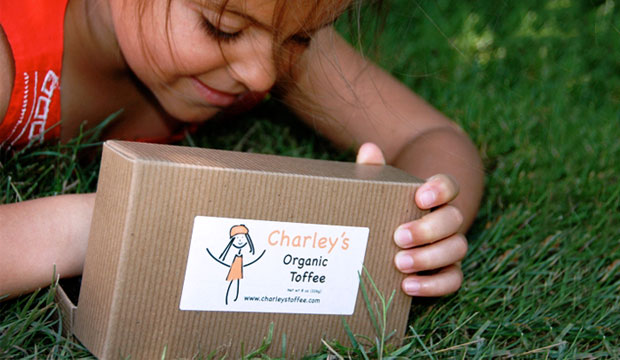 Goodlifer: Charley's Organic Toffee - Changemaking Candy