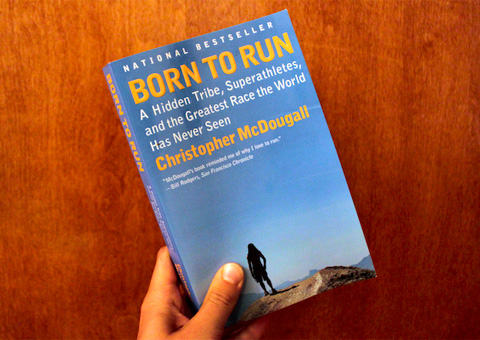 Christopher McDougall's bestseller Born to Run is a must-read for anyone who is or aspires to be a runner.