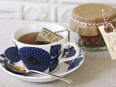 Switching you afternoon and evening cups of coffee for caffeine-free herbal tea will increase your quality of sleep.